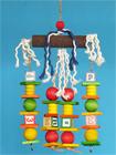 K1013LX brusná naučná hračka 2 v1 - brousí a zabaví