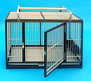 TC05 – Large Aluminium Travel Cage
