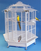 Cage 508 wire top