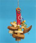 K1646 - Brusná přírodní hračka 2 v1 - brousí a zabaví