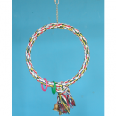 Toy K1029 - Rope Hoop with Tassel XXXL