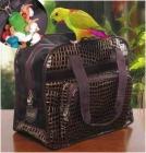 Taška pro přepravu papoušků